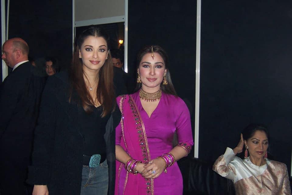 Reema Khan Aishwarya Rai Bachchan