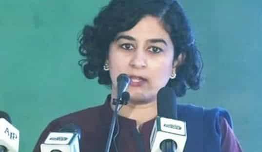 Tania Aidrus - Digital Pakistan