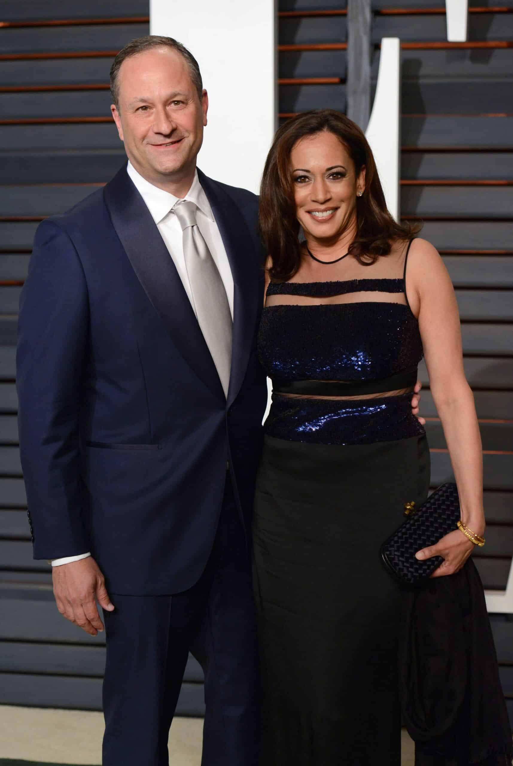 Doug Emhoff, Kamala Harris's Husband