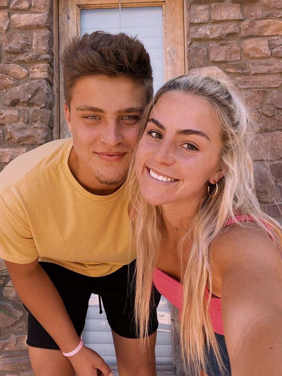 Haley Cavinder Boyfriend Carson Towt